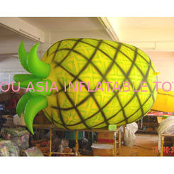 Big PVC pineapple inflatable helium balloon
