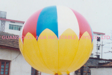 Lotus flower inflatable helium balloon